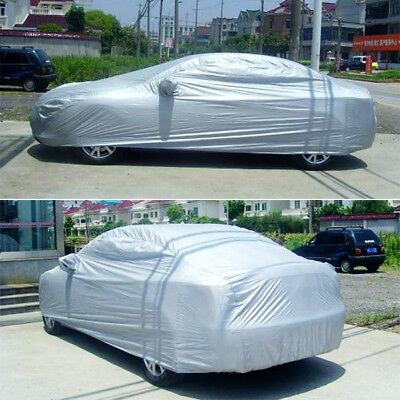 NEW Waterproof SUV Car Cover Outdoor Sun UV Rain Snow Dust Resistant Protection