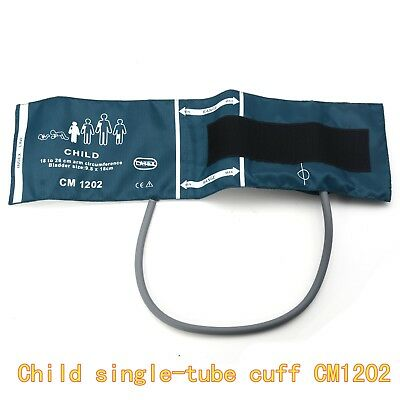 1pc Child Kids single-tube Cuff CM1202 for Patient Blood Pressure Monitoring