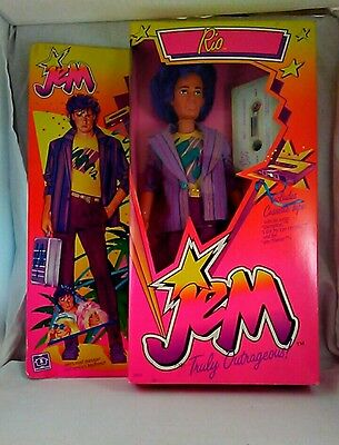 Rare Vintage Jem and the Holograms Doll Rio NIB  1985 Hasbro