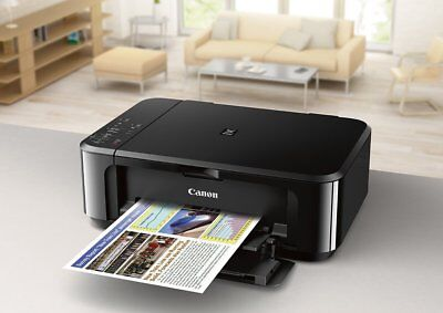 Canon Pixma Mg3522 Wireless Inkjet Photo All In One Printer 9499