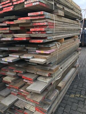 350ft 6-8FT Used reclaimed Scaffold Boards Trad  BARKING IG11 HUGE DISCOUNT