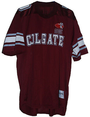 Colgate Raiders 1890 - 1990 Centenary College Football Jersey Size: Large