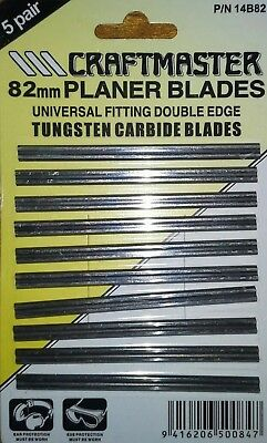 Planer Blades 82mm 2 Packs