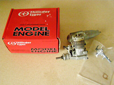 Thunder Tiger GP-42 RC Model Glow Engine - with NEW Carb assembly