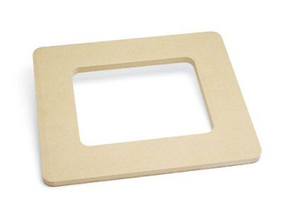 JessEm 03003a 9-1/4-by-11-3/4-Inch Template for Mast-R-Lift or Mast-R-Plate
