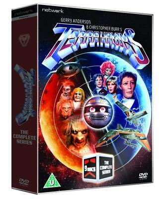 TERRAHAWKS the complete series 9 disc box set. Gerry Anderson. New sealed DVD.