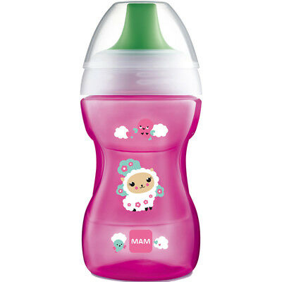 MAM Fun to Drink Cup 270ml Pink