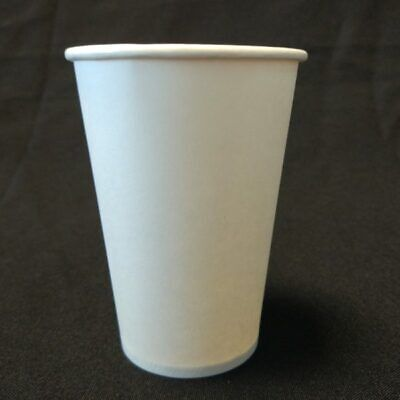 7oz (200cc) Tall Paper Disposable Takeaway Coffee Tea Hot Drinks Vending Cup