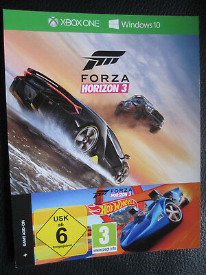 forza horizon 3 hot wheels add on f r xbox one windows. Black Bedroom Furniture Sets. Home Design Ideas