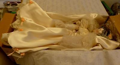 DOLL BOXED & NEW Ashton Drake Doll - ELIZABETH Wedding Dress