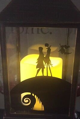 Nightmare Before Christmas Lamp