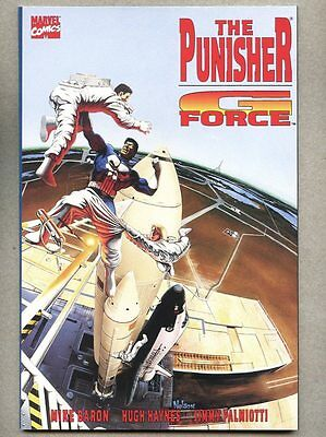 GN/TPB Punisher G Force / Nelson / Mike Baron Hugh Haynes Jimmy Palmiotti