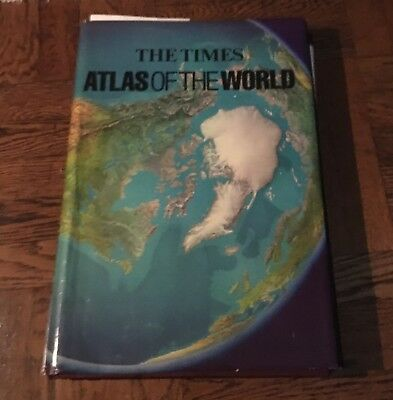 The Times Atlas of the World Comprehensive Edition 1986 commemorating 200 Years