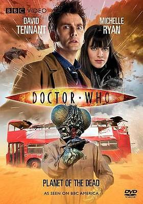 Doctor Who: Planet of the Dead BRAND New SEALED DVD FREE SHIPPING!!!