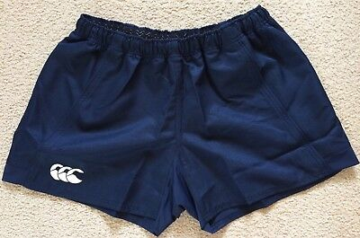 NWT Authentic Canterbury Advantage Rugby Shorts - Mens Size 40