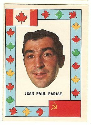 1972-73 Opc O-Pee-Chee Hockey Team Canada Jean Paul Parise