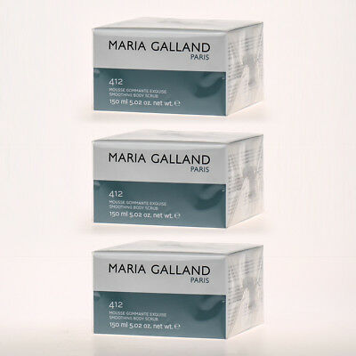 Maria Galland Ligne Soin Silhouette Spa ★ 412 Mousse Gommante Exquise 150ml - 3x