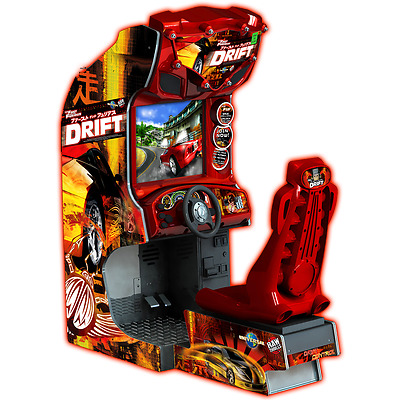 Fast And Furious Drift RESTORE DISC VER 125 fast and furious restore disc ver 2 02 arcade raw thrills coin op Wiring Harness Diagram at webbmarketing.co