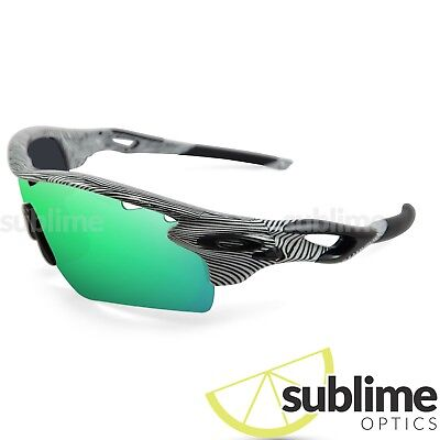 Emerald Polarized Replacement lenses for Oakley Radarlock Path Vented OO9181