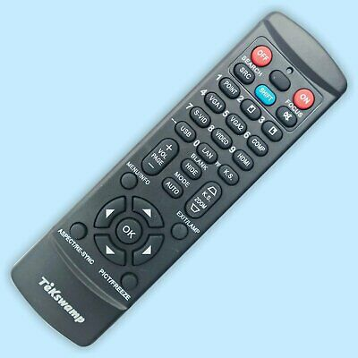 Panasonic PT-VW345NZ NEW Projector Remote Control