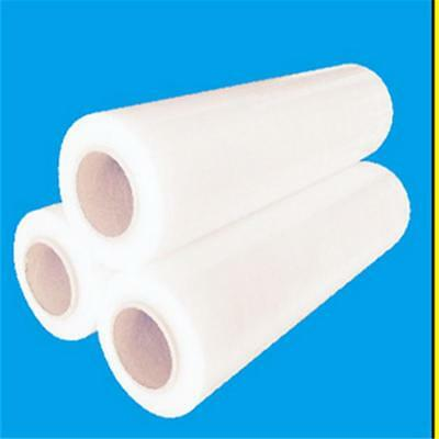 Transparent Packaging Film Long 60CM Wide 9.2 Pounds Weight 380 Meters long