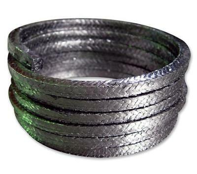 Reinforced Graphite Gland Packing (Various Sizes, Sold Per Mtr)