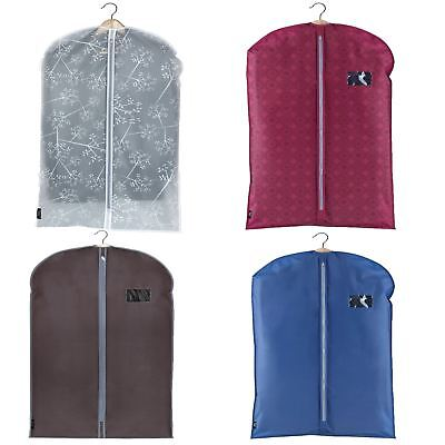 Domopak Suit Dress Cover Carrier Travel Bag Garment Protector Clothes Storage