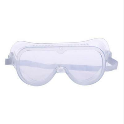 New Eye Protection Lab Anti Fog Clear Protective Vented Safety Goggles Glasses