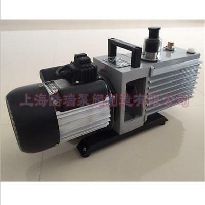 Gas Trapping Electric Rotary Vane Vacuum Pump 2XZ-8