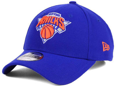 24028ddc54f New York Knicks NY New Era NBA 39THIRTY Team Classic Stretch Flex Cap Blue  Hat