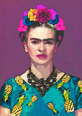 FRIDA KAHLO FKL10 Poster PRINT A4 A3 BUY2GET3RD FREE