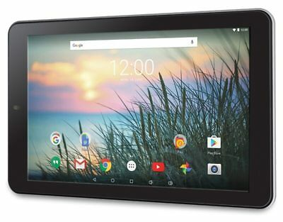"""RCA Neptune 10L 10.1"""" IPS Quad Core Android 6.0 Tablet Google Play 16GB HDMI GPS"""