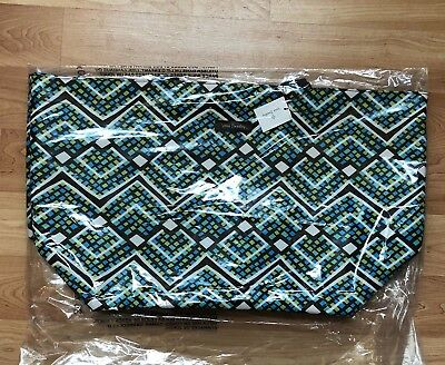 Vera Bradley ~ Drawstring Family Tote ~ Rain Forest ~ NEW ~ awesome bag