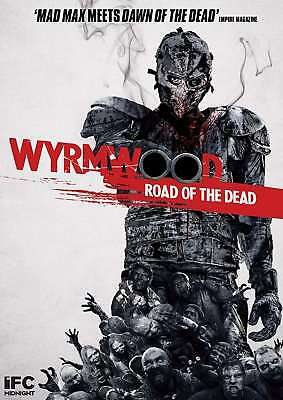 New: WYRMWOOD: ROAD OF THE DEAD DVD