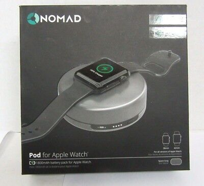 Nomad POD-APPLE-SG-001 Pod Portable Charger for Select Apple Watch #103
