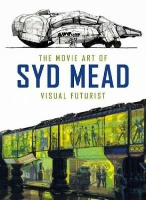 The Movie Art of Syd Mead: Visual Futurist von Syd Mead (Buch) NEU