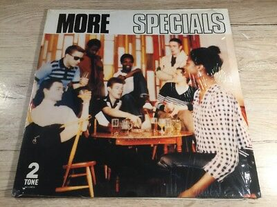LP 2 Tone Records ‎202 848 -270 The Specials ‎– More Specials EU VINYL 1987