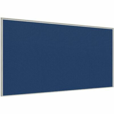 Stilford Professional Screen 1500 x 900mm White and Blue