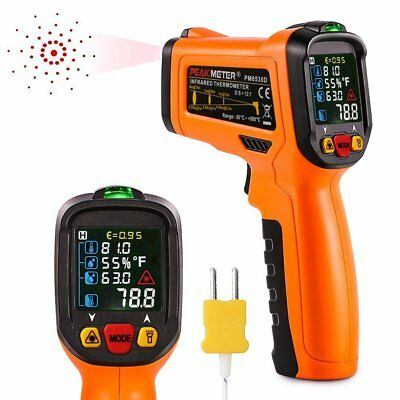 Laser Thermometer,ZOTO Digital Infrared Thermometer Non Contact Temperature with