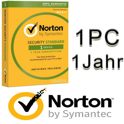 norton internet security standard 2018 ready 1 pc. Black Bedroom Furniture Sets. Home Design Ideas