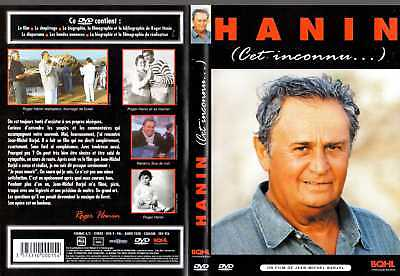 DVD Roger Hanin | Documentaire | Lemaus