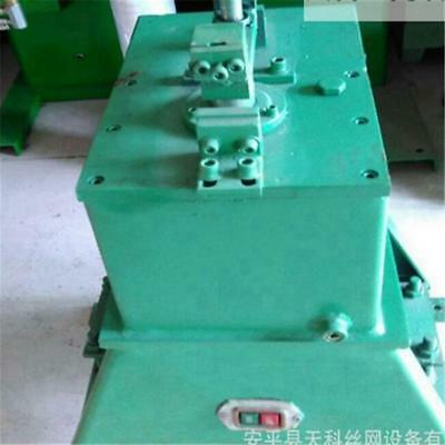 Double -Headed Mesh Trimming Machine Cages Double - Head Trimming Machine Automa