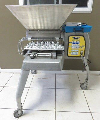Refurbished Lectro Posit 2 Cookie Dough Depositor Dies Spouts and Manual VIDEO