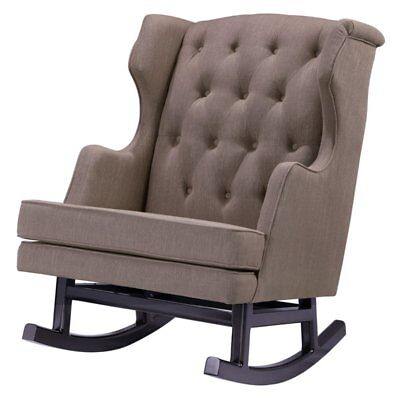 Nursery Works Hazelnut Empire Rocker
