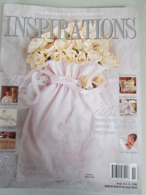 Inspirations Embroidery magazine Vol 1 issue 11