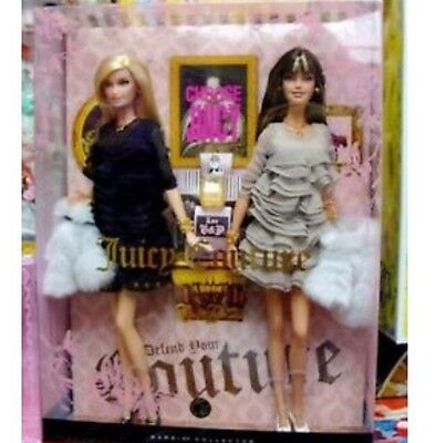 Juicy Couture Beverly Hills 2008 Barbie Doll