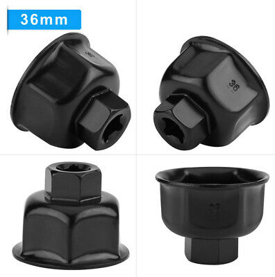 36mm Car Oil Filter Wrench Cap Socket Remover Tool For BMW X5 Audi A6L A8L Newly