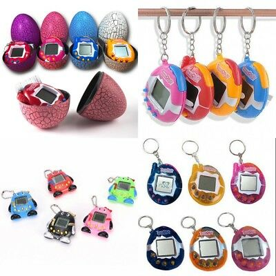 Tamagotchi Virtual Cyber 49 Pet Include Eggshell Retro Toy 90s Nostalgic Machine