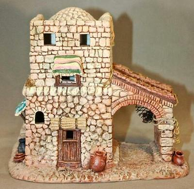 Dept 56 Little Town Of Bethlehem GATEKEEPERS DWELLING *NIB* 59797 *NIB*