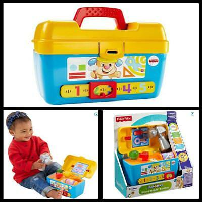 Fisher Price Smart Stages toolbox Kids educational Pretend Play Toy Tools US new